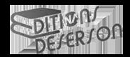 Logo Editions Diserson