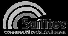 Logo Agglo Saintes