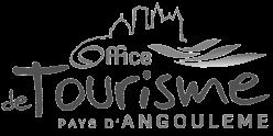 Logo Office de Tourisme du Pays d'Angoulême