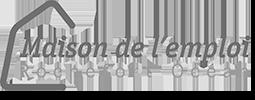 Logo Maison de l'emploi Rochefort Océan
